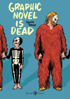 Davide toffolo - Graphic Novel is Dead