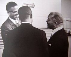 "Malcolm X and Redd Foxx reunited in the early 1960′s. In the early 1940s before converting to The nation of Islam Malcolm Little then known as ""Detroit Red"" became close friends with Jon Sanford aka..."