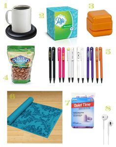 Dorm Room Essentials for Finals Week