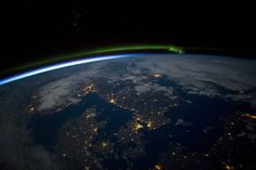Top 15 Space Station Earth Images of 2015 The following Images were taken by Astronauts on board the International Space Station: This '2015' Top 15 List was selected by  NASA Johnson Space Center's Earth Observations Team || [.click.thru.]