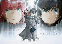 Hiro y zero two 💖 Manga Anime, Anime Art, I Love Anime, Me Me Me Anime, Querida No Franxx, Waifu Material, Film D'animation, Zero Two, Best Waifu