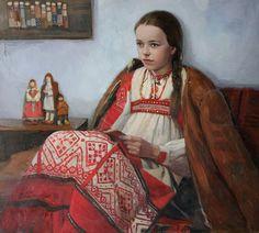 Sayda Afonina (1965, Russian)
