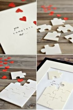 25 Creative DIY Wall Art Projects I can use the Vinamilk fridge magnet, just need some white paint Valentines Bricolage, Be My Valentine, Valentine Day Gifts, Valentine Ideas, Diy Wall Art, Diy Artwork, Saint Valentin Diy, Diy And Crafts, Paper Crafts