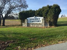Hershey Grave Site