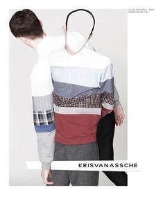 KRISVANASSCHE Fall/Winter 2013 Campaign