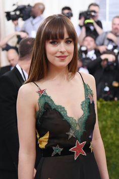 Dakota at Met Gala in NY
