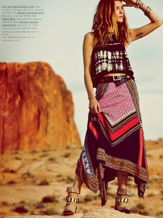 Free People March 2014 Catalog