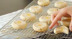 lemon and cream cheese cookies