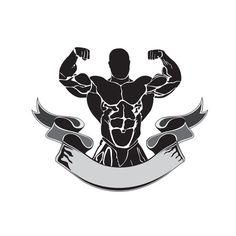 bodybuilding, powerlifting, vector by Sunshine on Creative Market The Effective Pictures We Offer You About holistic Nutrition A quality picture can tell you many things. You can find the most beautif Bodybuilding Logo, Bodybuilding Nutrition, Bodybuilding Motivation, Nutrition Education, Sport Nutrition, Nutrition Activities, Holistic Nutrition, Nutrition Tips, Spinach Nutrition