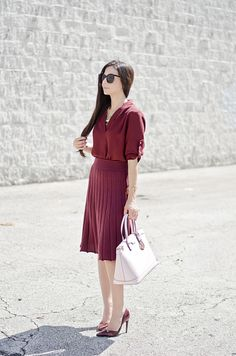 An Easy Way to Wear a Monochromatic OutfitAn Easy Way to Wear a Monochromatic Outfit | The Classified Chic