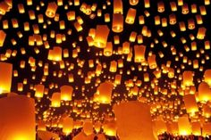 Loi Krathong: Thailand's Lantern Festival