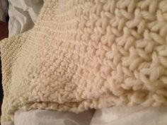 Just finished snowflake scarf from purlbee. Made it into a gorgeous infinity scarf. Love it!