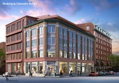 Tour : 375 Newbury Street Project by Commodore Builders. Friday, March 14th. Space limited! #baclife