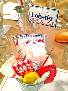 Seafood Boil Ideas Lobster Bake 63 Ideas For 2019 Lobster Bake Party, Seafood Boil Party, Lobster Dinner, Seafood Dinner, Seafood Bake, Lobster Fest, Lobster Shack, Lobster Boil, Lobster Pound