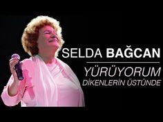 Selda Bağcan - Yürüyorum Dikenlerin Üstünde (Karagül) - YouTube