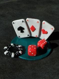 Décoration de table mariage thème Casino : Accessoires de maison par jl-bijoux-creation