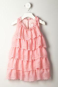 Paulinie Scalloped Dress on HauteLook $37.00