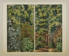 Garten-Coulissen I. No. 8.