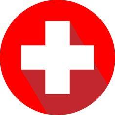 Switzerland Icon Swiss Red transparent image