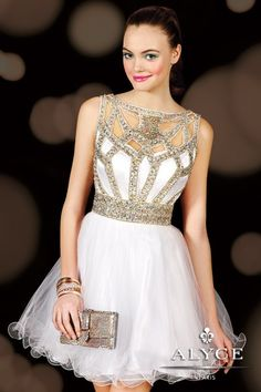 ALYCE Paris style #3591 #homecomingdress