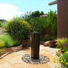 32 inspiring garden fountains | A butterfly-friendly fountain | Sunset.com