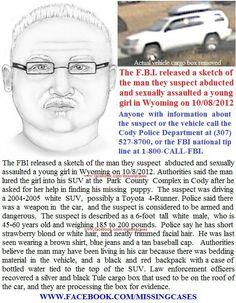 Help find him