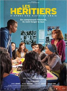 'Les Héritiers' directed by Marie-Castille Mention-Schaar 10 Film, Film 2014, Film Le, Streaming Movies, Hd Movies, Movies And Tv Shows, Movie Tv, Streaming Vf, Movies 2019