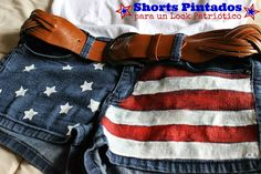 Fourth of July short