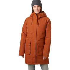 Patagonia Great Falls Insulated Parka - Women's   Backcountry.com Great Falls, Womens Parka, Body Size, Patagonia, Underwear, Raincoat, Clothes For Women, Hiking Clothes, Jackets