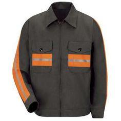 RedKap JT30 Enhanced Visibility Jacket #RedKap