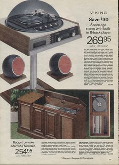 Forty Funky Catalogue Pages From The Seventies – Voices of East Anglia Vintage Labels, Vintage Ads, Mechanical Calculator, Thank You Dad, Vinyl Junkies, Record Players, Retro Futuristic, Mid Century Modern Furniture, Vintage Advertisements