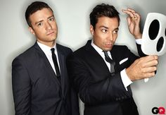 jimmy fallon and justin timberlake. my two loves.