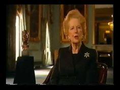 Margaret Thatcher's eulogy of President Ronald Reagan. Margaret Thatcher was a great leader!