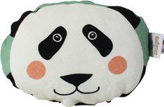 Panda cushion by Ava&Yves