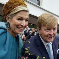 [27-10-2016] Queen Maxima and King Willem-Alexander in Almelo today.  Gerrianne Lohuis.    Koningin Maxima en Koning Willem-Alexander in Almelo vandaag.