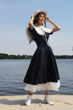 High Fashion, Fashion Show, Fashion Outfits, Womens Fashion, Fashion Trends, Vintage Style Dresses, Vintage Outfits, Vintage Fashion, Casual Day Dresses