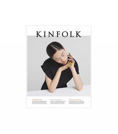 Kinfolk never ceases to inspire—striving to find a simplicity of life and a sense of community that's increasingly rare these days.