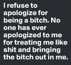 So Fucking True!!!! Bring that Bitch out