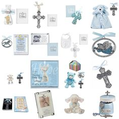 Baptism and Christening Gifts for Baby Boy.