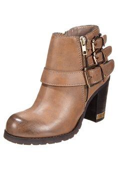 Playa - ARLENE - Ankle boot - camel