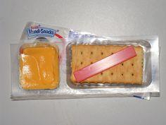 90's kid snack