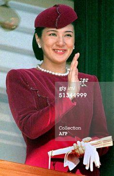 Crown Princess Masako, Dec.24 1999