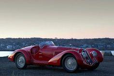 1938 Alfa Romeo 8C 2900 Mille Miglia Roadster