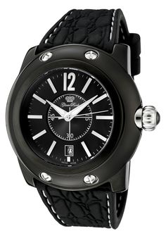 Price:$249.00 #watches Glam Rock GR30018BB, Add an understated look to your outfit with this unique and detailed Glam Rock watch.