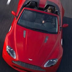 Sexy Aston Martin Vantage Convertibles