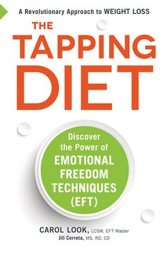 """We all know we need to consume fewer calories in order to lose weight. But, after a bad day, sometimes it's tough to resist that second scoop of ice cream, right? The Tapping Diet aims to address the emotional side of dieting by helping you learn how to use """"emotional freedom techniques,"""" like tapping, to free yourself of cravings — and lose weight."""