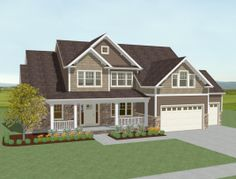 Northwest Indiana New Homes | Model Homes in Crown Point | Custom Designed Home in Northwest Indiana |