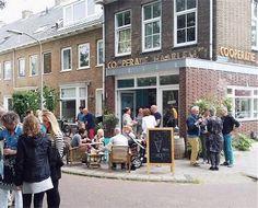 Woon je in of in de buurt van het Houtvaartkwartier? Ga dan eens naar Due Grappi voor koffie lunch borrel en wijn. Meer in de blog op haarlemcityblog.nl #haarlemcityblog #haarlem #houtvaartkwartier #duegrappi #borrel #lunch #wijn