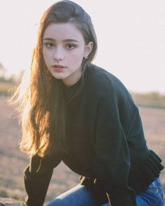 Dasha Taran (II) pictures and photos Girl Face, Woman Face, Pretty People, Beautiful People, Western Girl, Female Character Inspiration, The Face, Aesthetic Girl, Tumblr Girls