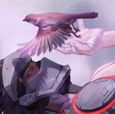 The Sparrow Returns Overwatch Comic, Overwatch Video Game, Overwatch Genji, Overwatch Fan Art, Fanart Overwatch, Mundo Cruel, Shimada Brothers, Really Fun Games, Character Art
